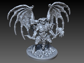 Manzazuu Demon Lord