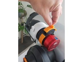 Adaptateur avec porte-filtre pour objectifs Canon et caméras ZWO ASI