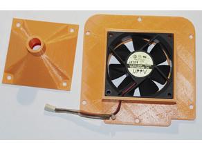 Resin vapor aspirator for Anycubic Photon