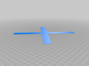 Bedlevel test cross (For ABL, BLTouch, 3DTouch etc)