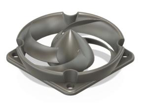 40mm Swirl Fan Guard w/ Screw Holes
