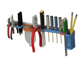 Modular Tool Rail System