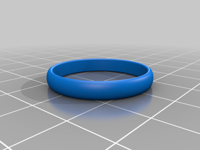 My Customized Parametric Ring Generator 23.5 and 4
