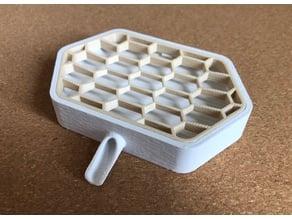 Soap holder drainer (large)