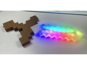 Minecraft LED Sword