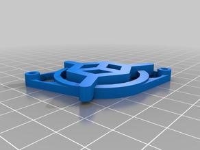TH3D Logo 5015 Fan Cover