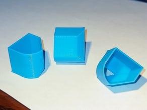 Flow (E multiplier) Calibration Cube Shape