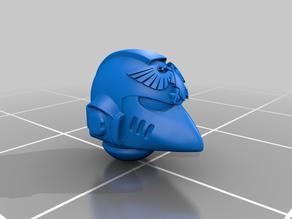 Beaky aquila helmet