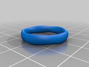 Customizable Mobius Ring