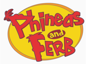 Phineas and Ferb Logo HD