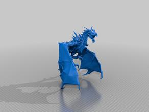dragon mid flight breath weapon - dnd - monster