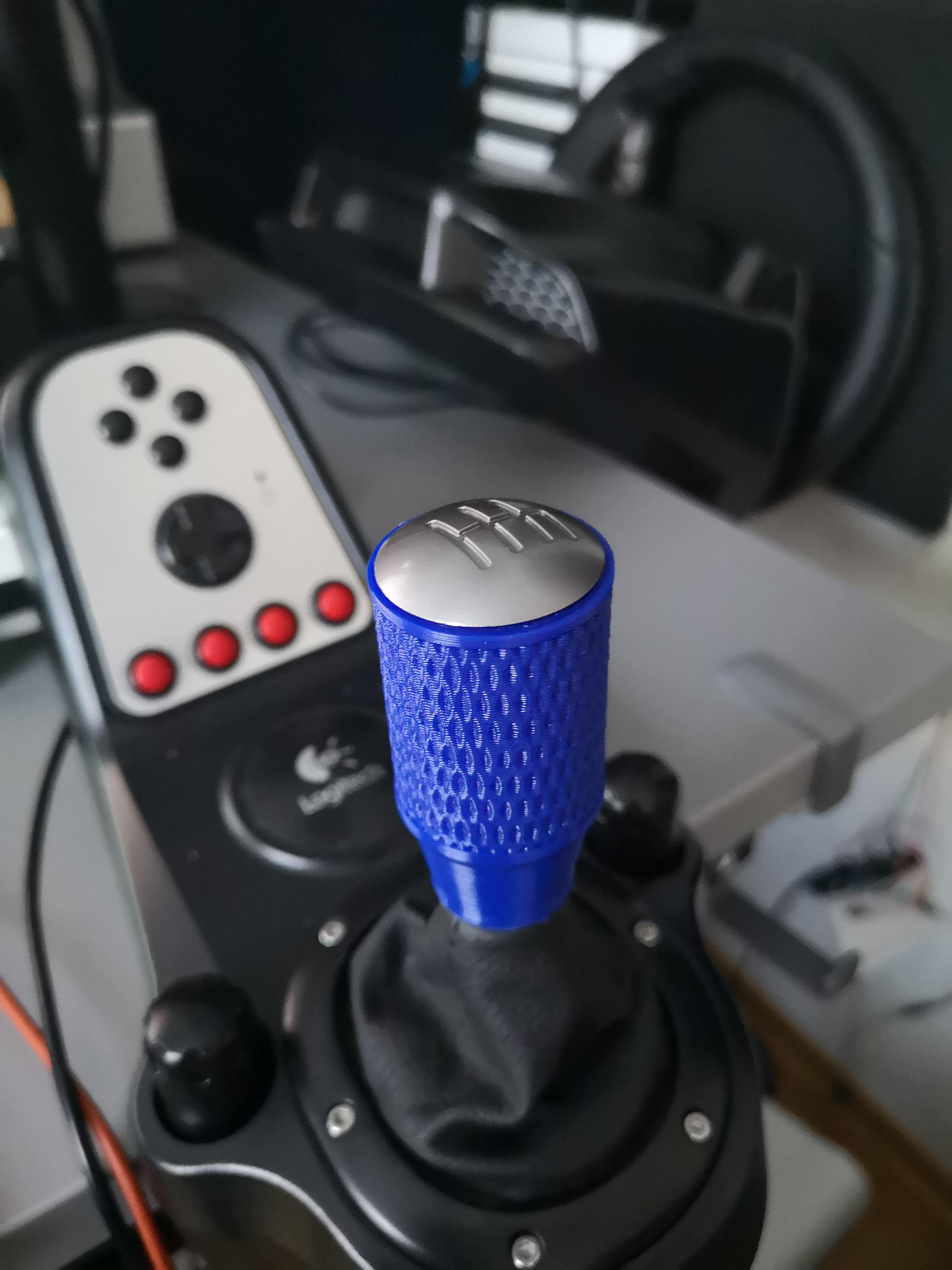 Logitech G27 Stick Shifter