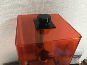 Case knob for Elegoo Mars