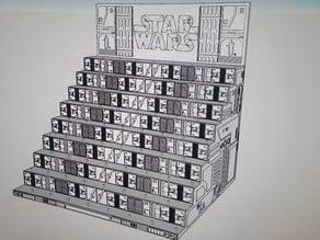 Star Wars - Kenner Figure Stand