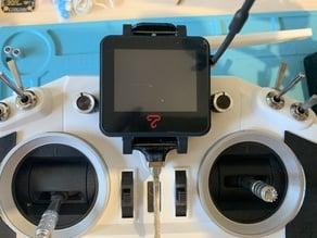 Topsky FPV watch mount for Taranis QX7