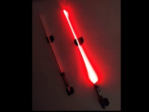 Lightsaber Wall Stand