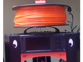 MPMD (Mini Delta) top spool holder simple