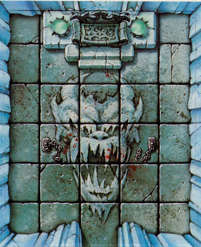 HEROQUEST - Frozen Horror - Throne room