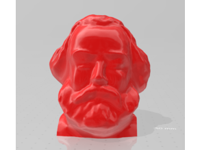 Karl Marx Bust