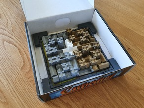 Cathedral boardgame