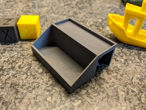 Variable size storage box for 2020 2040 3030 4040
