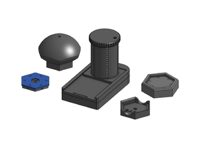 Assembly Tools for Axolote Hex Magnetic Base Systems