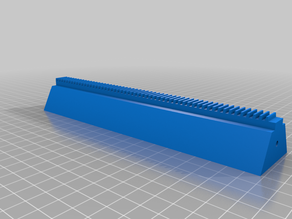 Extended Spine for USB microscope focus stack