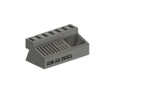 USB SD & PICK Holder