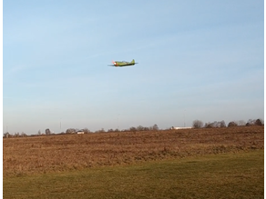 Lavochkin La-11 RC Plane