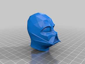 Vader Face Mask