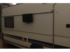 TV Vesa Mount for Tentrail (TV-Halterung für Kederleiste) Camping Caravan