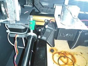k40 air assist dual 30mm fans