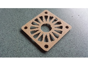 25mm Fan Guards Single & Dual