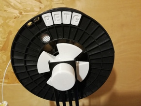 Labels for FDplast solid spool