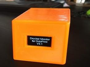 Wemos Print Monitor
