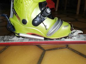 Telemark ski binding V2 for Dynafit Radical