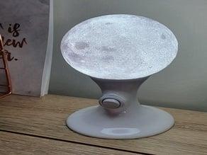Spherical Lithophane Stand