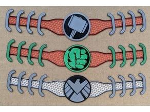 Thor, Hulk, and S.H.I.E.L.D. Ear savers