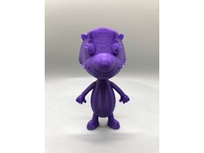 Jelly Otter from PB&J Otter