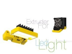 Led Light for Extruder