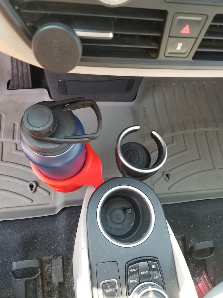 BMW i3 Large Water Bottle Cupholder