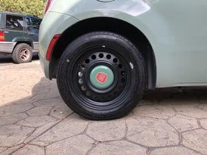 Fiat 500 OEM wheel Cap