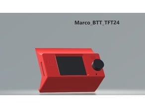 Anet ET4: Bigtreetech TFT24 Frame