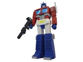 G1 Optimus Prime - MP Scale - Transformers