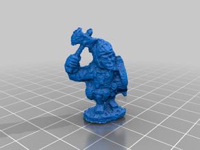 Replica of Grenadier Monsters 5002O Miniature