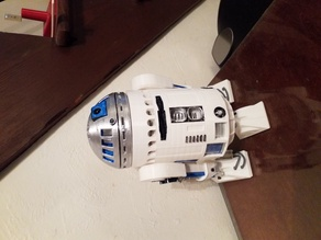 R2D2 for Echo Dot Gen3