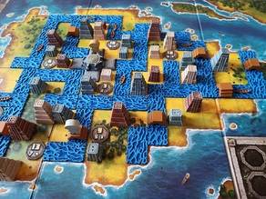 Mexica - Rivertiles & Palace