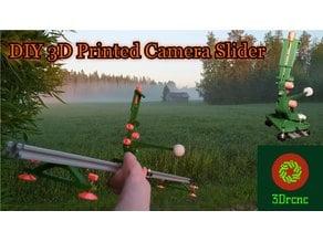 DIY 3D Printed Camera Slider