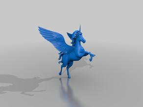unicorn - bretonnians