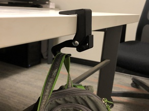 Foldable Backpack Desk Hanger